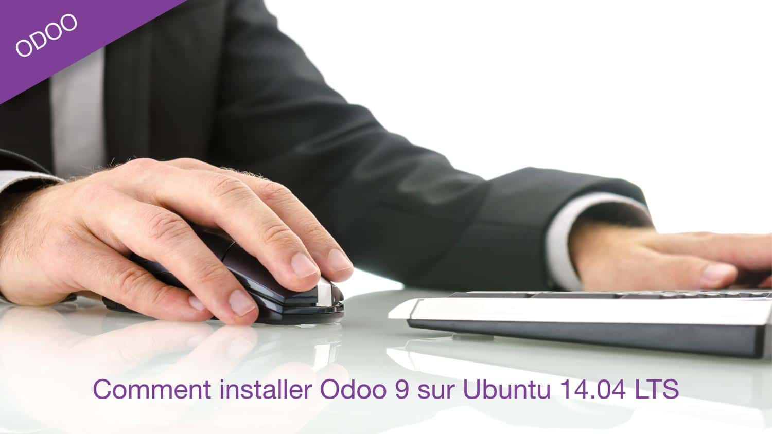 Comment installer odoo9