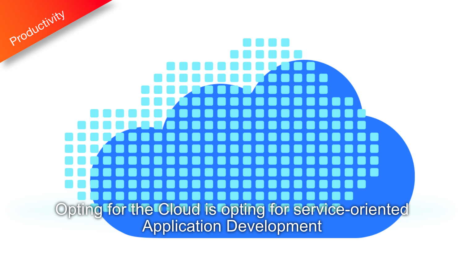 service-oriented application development